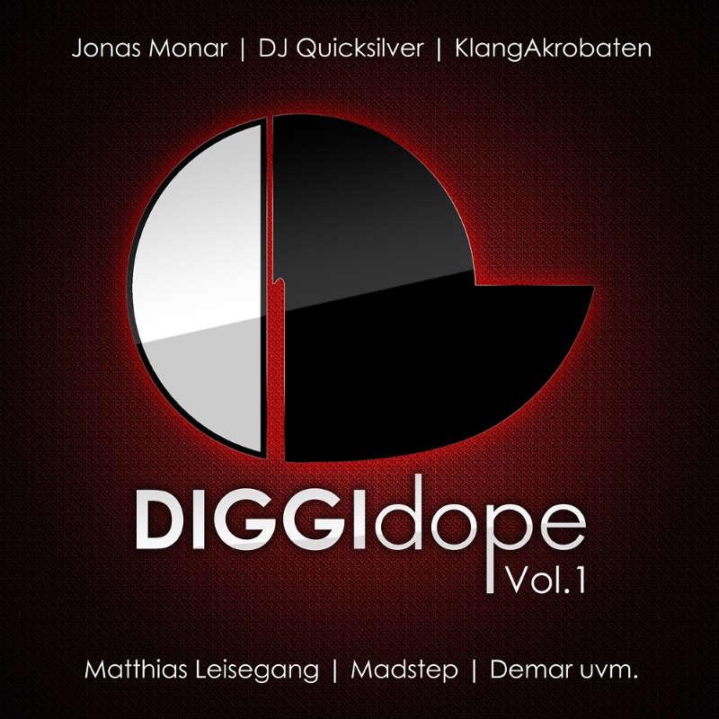 Cover DIGGIdope Vol 1